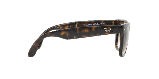 ray ban unisex rb4105 folding wayfarer  ray ban is the world's biggest sunglass brand. ray ban classics include the wayfarer, the aviator and ray ban continues to evolve.