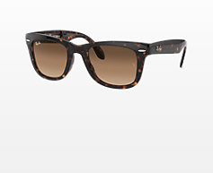 RB4105 FOLDING WAYFARER 54 $159.95