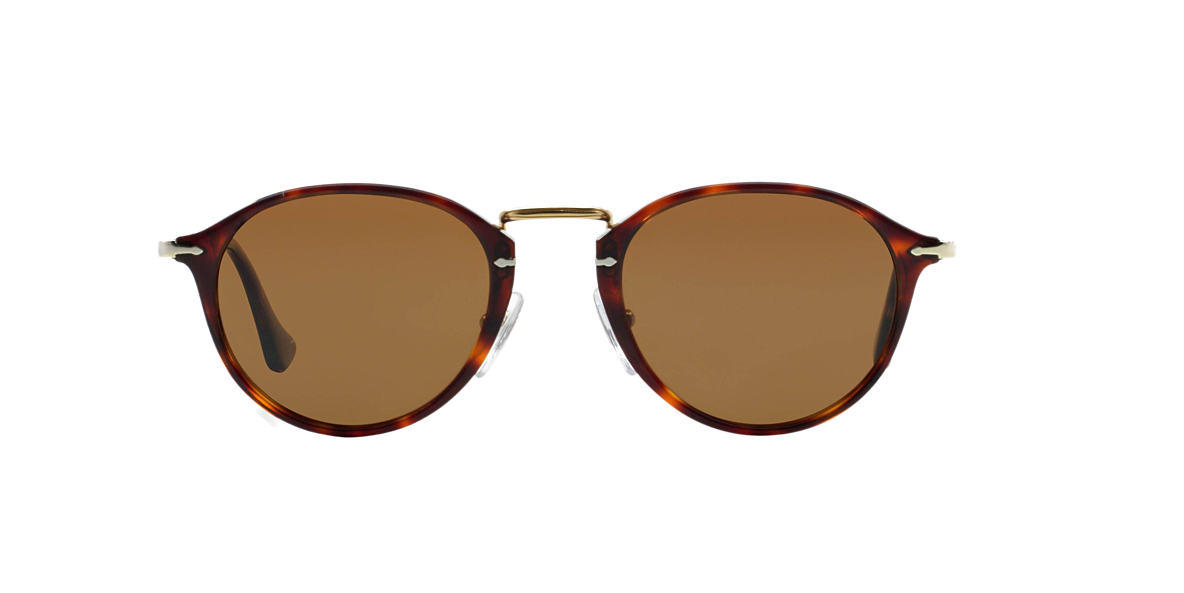 PERSOL Brown PO3046S Brown polarized lenses 49mm