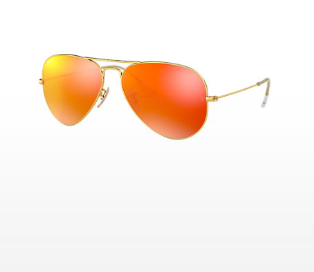 RB3025 58 ORIGINAL AVIATOR $169.95