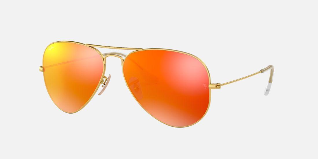 c1d017d48c5b55 ray ban aviator orange 55   ALPHATIER