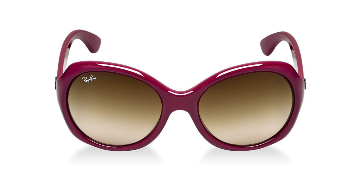 RAY-BAN Red RB4191 57 Brown lenses 57mm