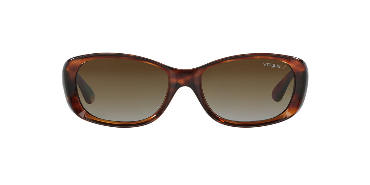 VOGUE LINE Tortoise VO2774S Brown polarized lenses 56mm