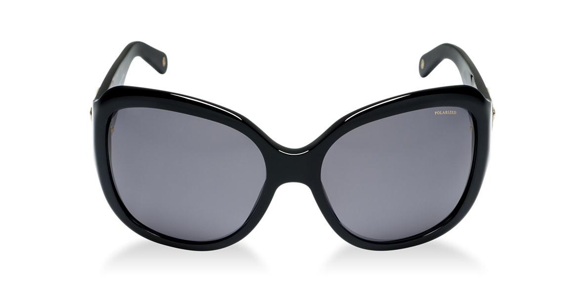 VERSACE Black VE4243 Grey polarized lenses 62mm