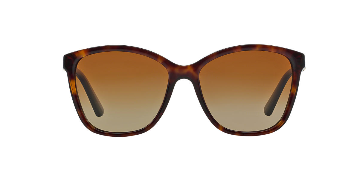 DOLCE AND GABBANA Brown DG4170P Brown polarised lenses 57mm
