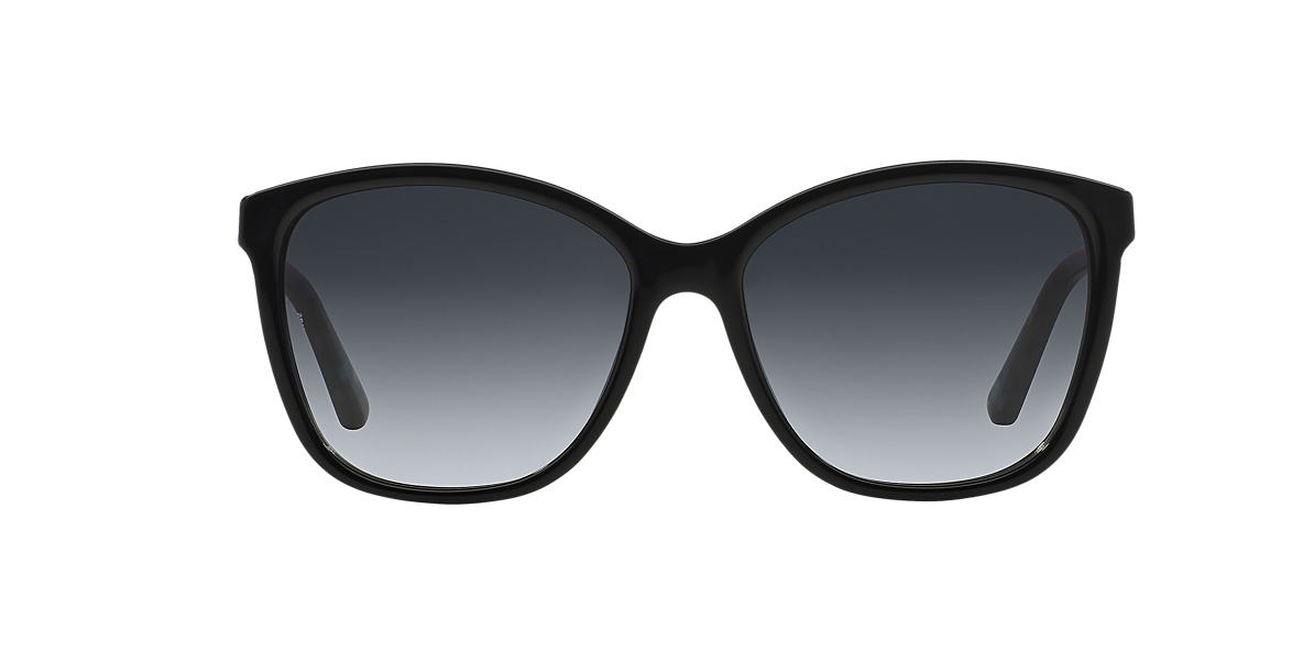DOLCE AND GABBANA Black DG4170P Grey lenses 57mm