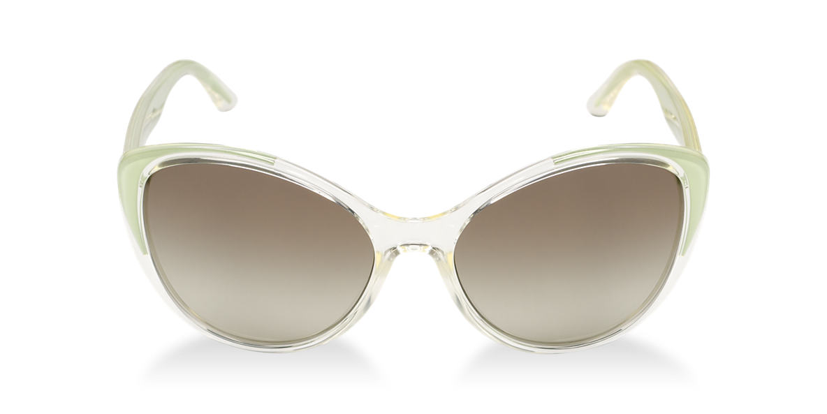 DOLCE and GABBANA Clear DG6075M Green lenses 58mm