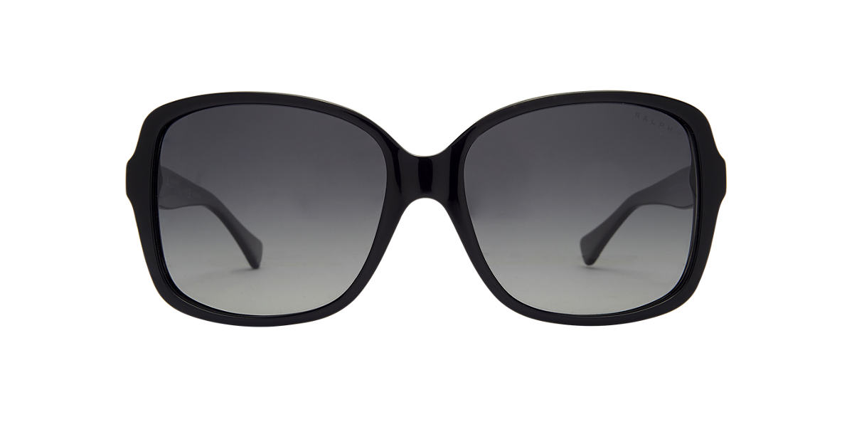 RALPH Black RA5165 Grey polarised lenses 57mm