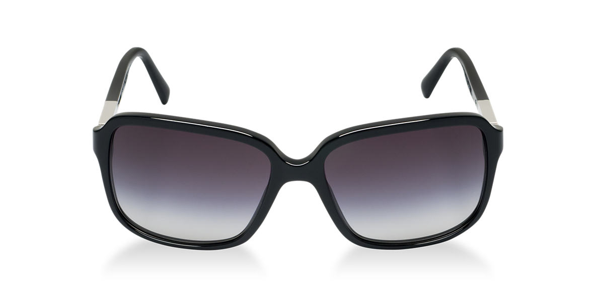 DOLCE and GABBANA Black DG4172 Grey lenses 58mm