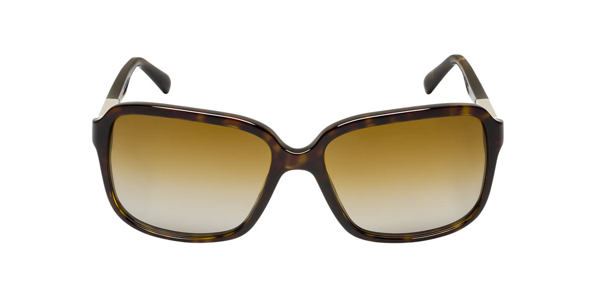 DOLCE and GABBANA Tortoise DG4172 Brown polarized lenses 58mm