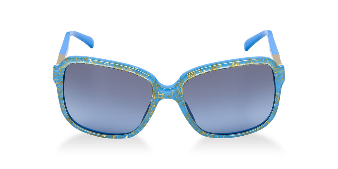 DOLCE and GABBANA Blue DG4172 Grey lenses 58mm