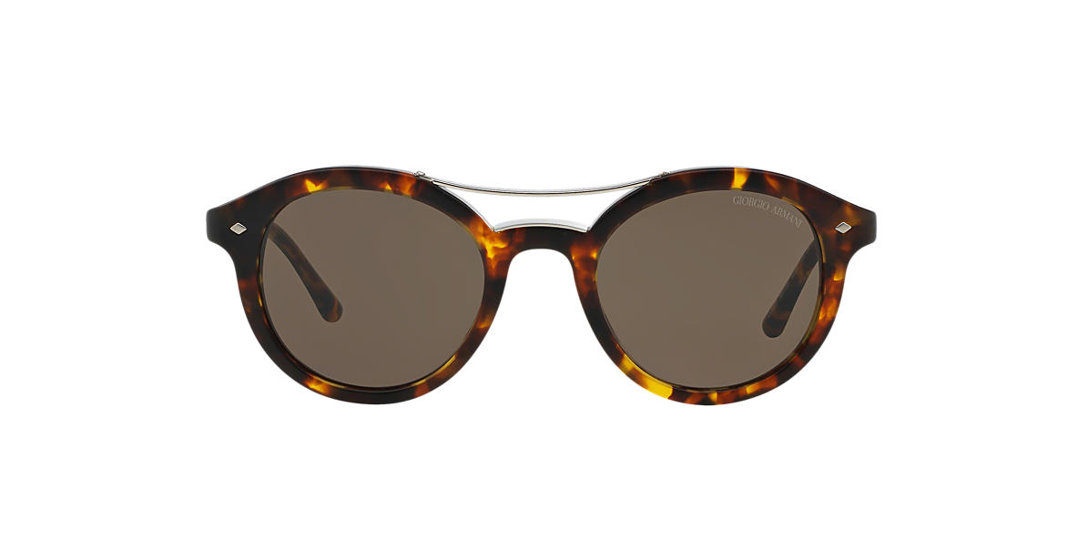 GIORGIO ARMANI Tortoise AR8007 Brown lenses 46mm