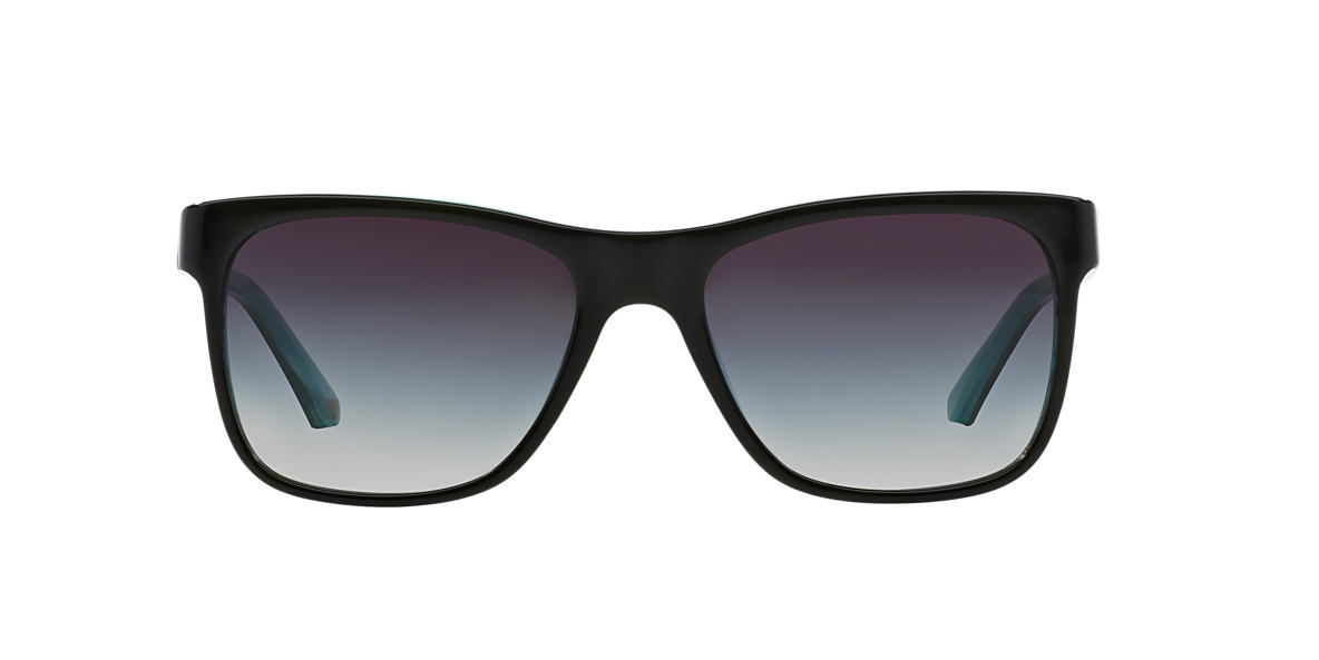 EMPORIO ARMANI Black EA4002 Grey lenses 55mm