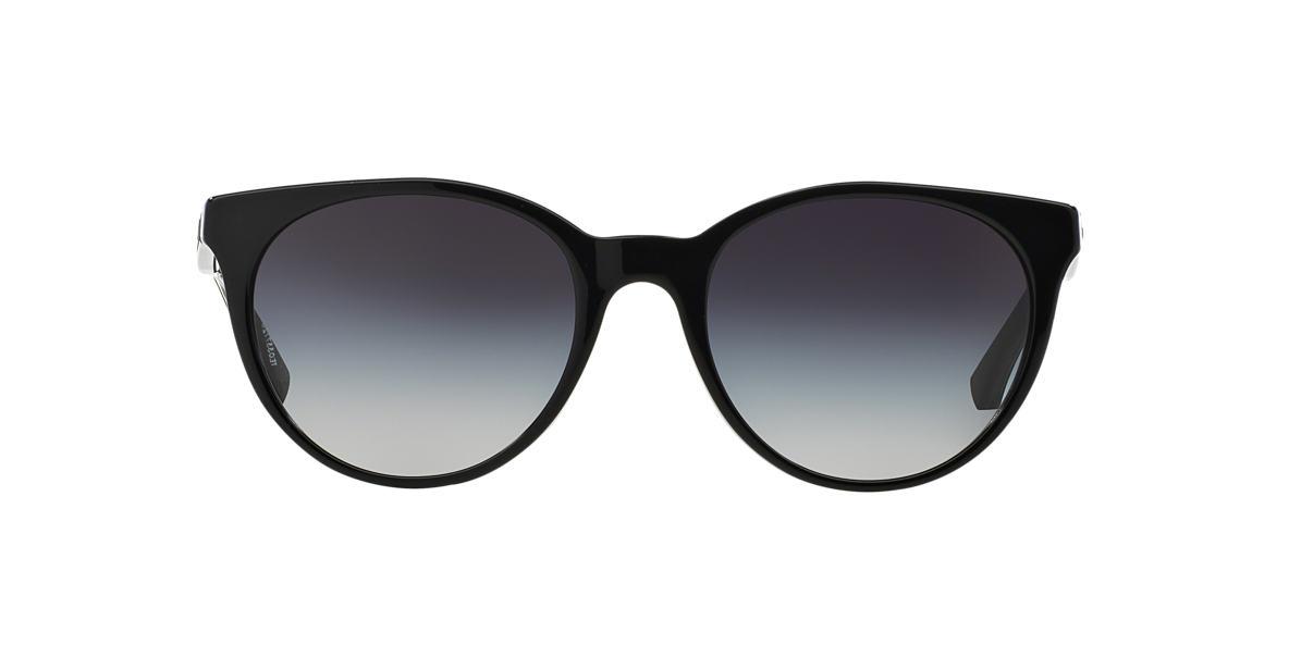 EMPORIO ARMANI Black EA4003 Grey lenses 55mm