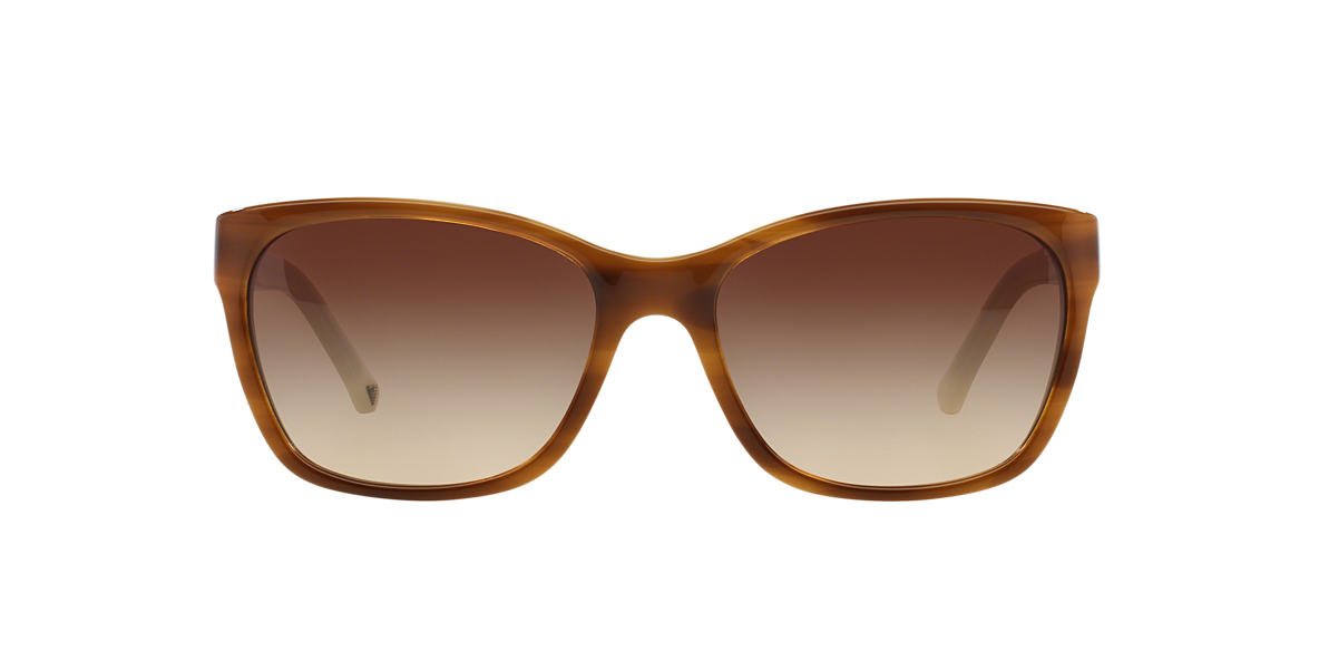 EMPORIO ARMANI Brown EA4004 Brown lenses 56mm