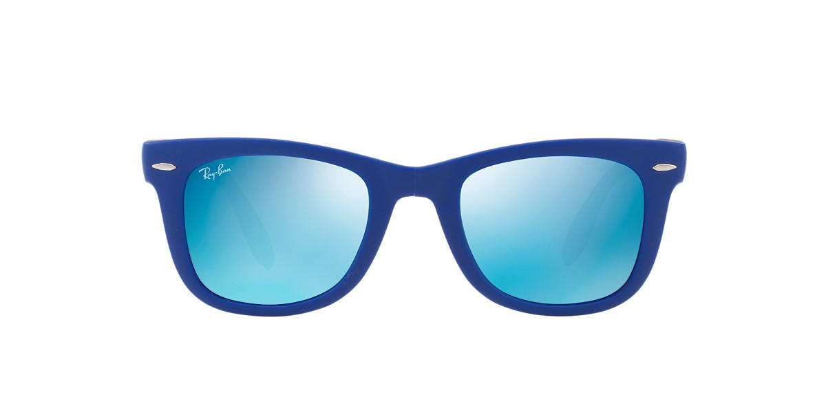 RAY-BAN Blue RB4105 Blue lenses 54mm