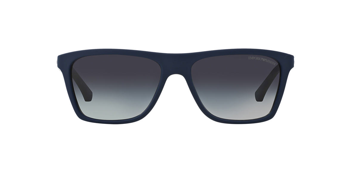 EMPORIO ARMANI Blue EA4001 Grey lenses 56mm