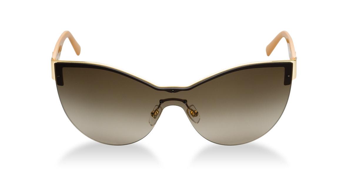 VERSACE Gold VE2144 Brown lenses 40mm