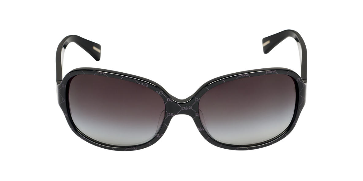 DOLCE and GABBANA Multicolor DG4185PD 59 D&G ALL OVER Grey lenses 59mm