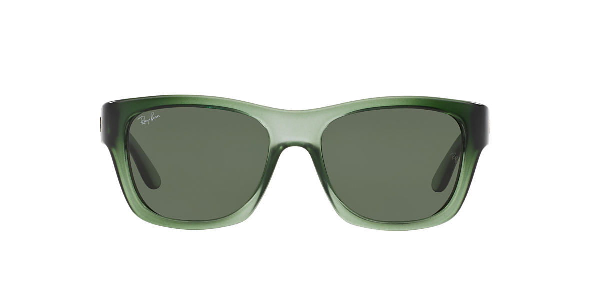 RAY-BAN Green RB4194 53 Green lenses 53mm