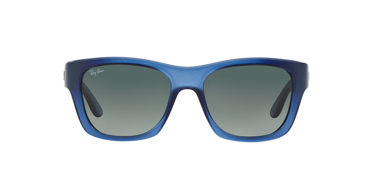 RAY-BAN Blue RB4194 53 Grey lenses 53mm