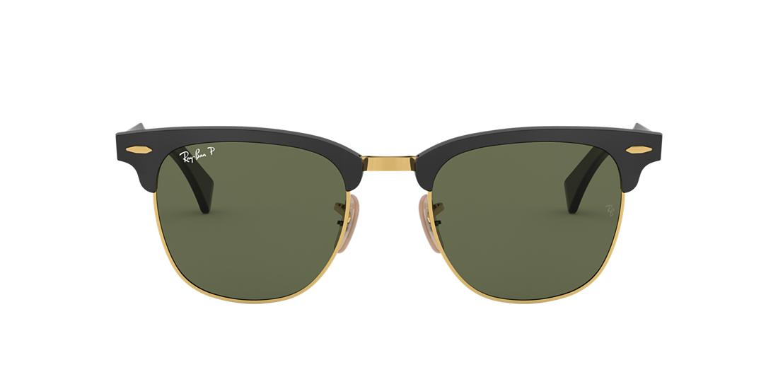 Ray Ban Clubmaster Aluminum