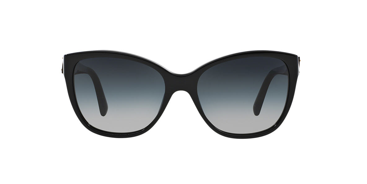 DOLCE & GABBANA Black DG4195 Grey lenses 56mm