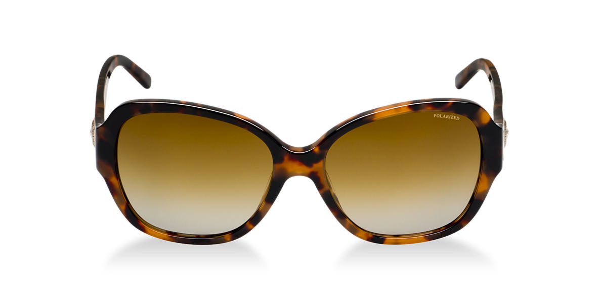 VERSACE Brown VE4252 Brown polarized lenses 57mm