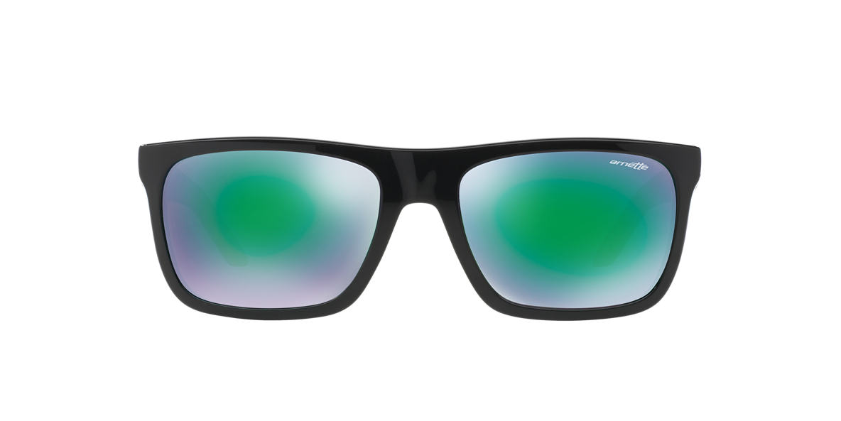 ARNETTE Black AN4176 DROPOUT Grey lenses 58mm