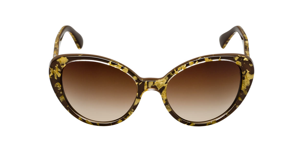 DOLCE and GABBANA Brown DG4198 Brown lenses 54mm