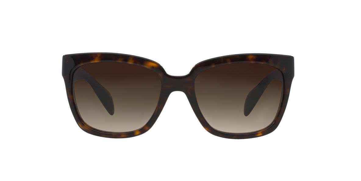 PRADA Tortoise PR 07PS Brown lenses 56mm