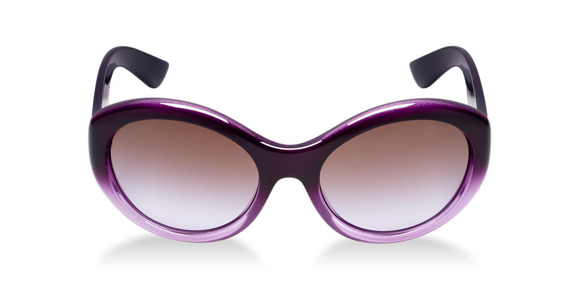PRADA Purple PR 30PS Purple lenses 55mm
