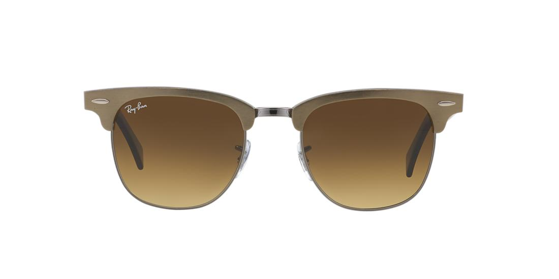 Image for RB3507 51 CLUBMASTER ALUMINUM from Sunglass Hut United Kingdom | Sunglasses for Men, Women & Kids