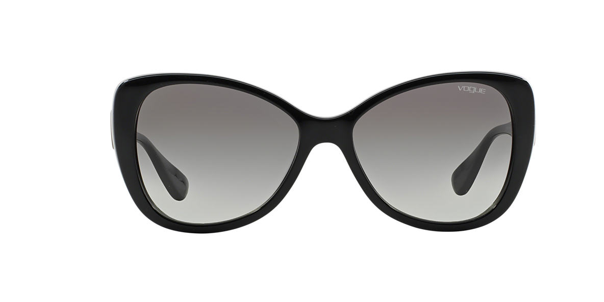 VOGUE LINE Black VO2819S Grey lenses 58mm