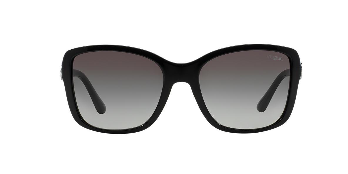 VOGUE LINE Black VO2832SB Grey lenses 57mm