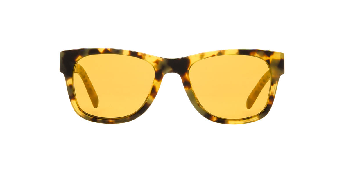 BURBERRY Tortoise BE4149 Yellow lenses 53mm
