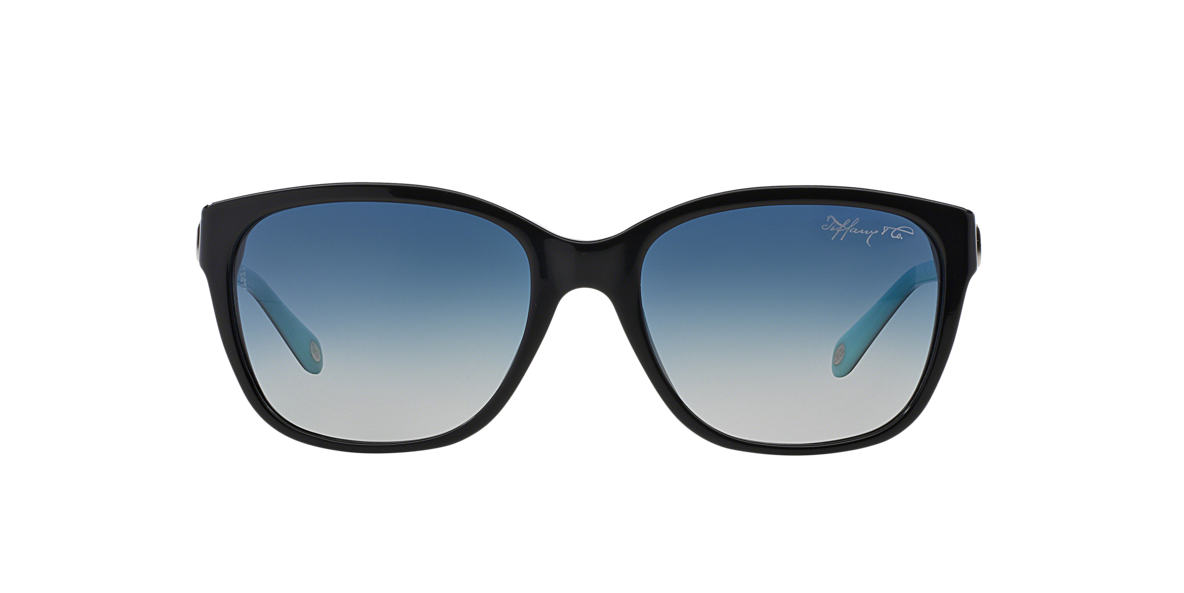 TIFFANY Black TF4083 Blue lenses 56mm