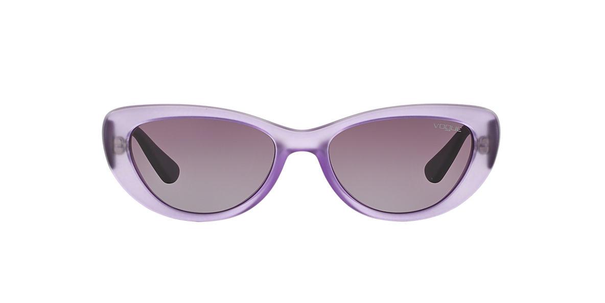 VOGUE Pink/Purple VO2817S Purple lenses 53mm