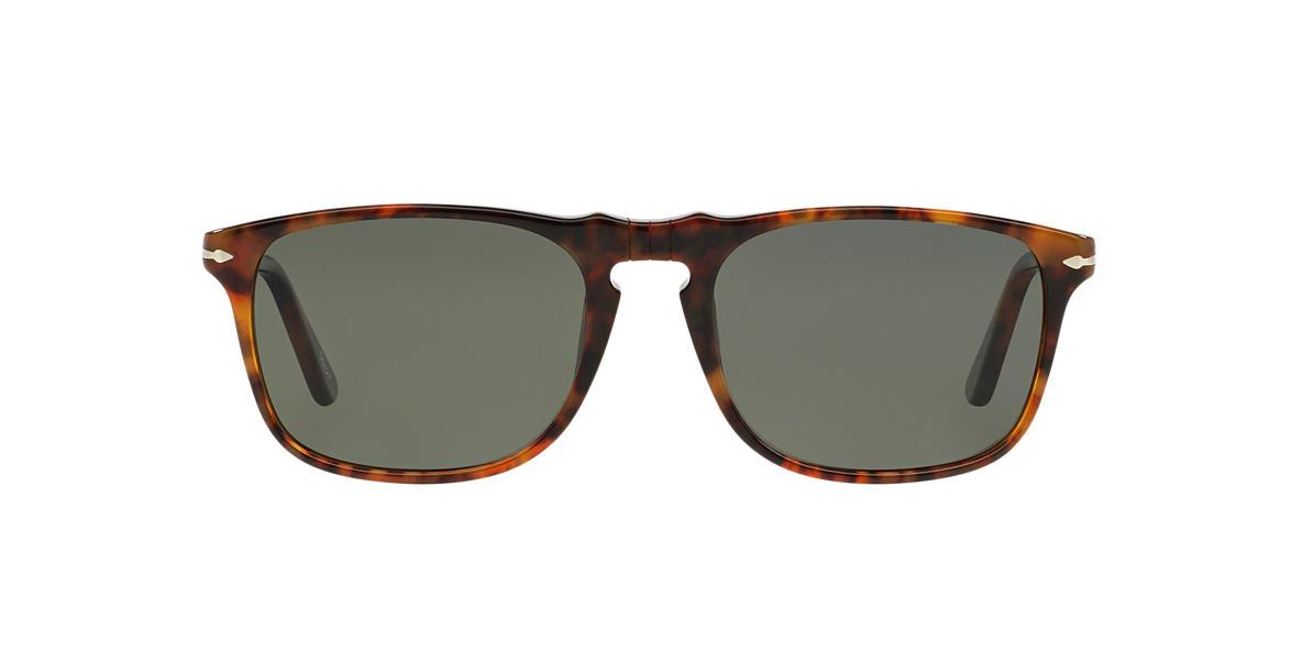 PERSOL Tortoise PO3059S Grey polarised lenses 54mm