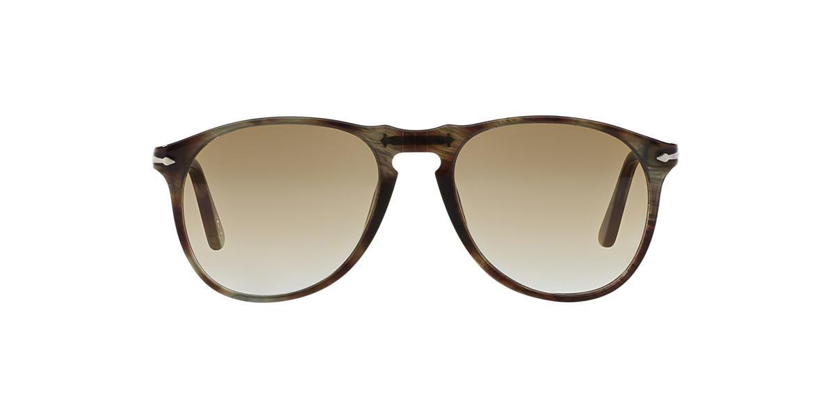 PERSOL Tortoise PO9649S (52) Brown lenses 52mm