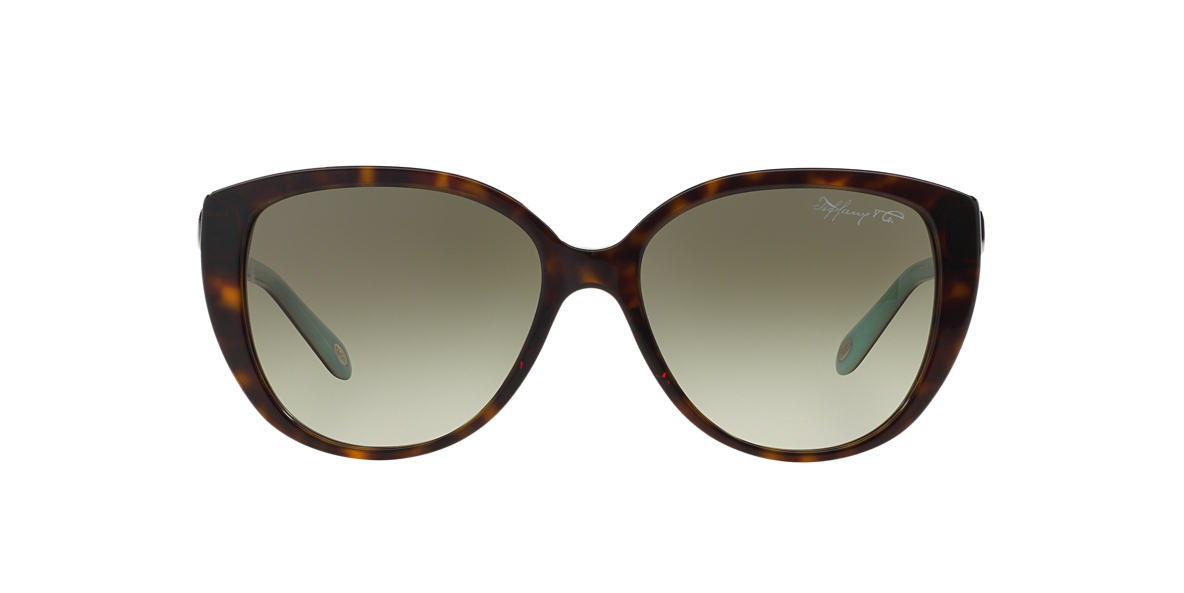 TIFFANY Tortoise TF4082A 56 Green lenses 56mm