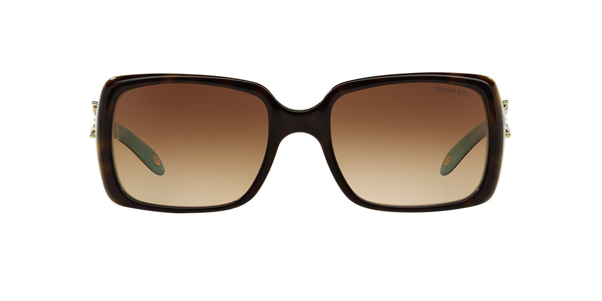 TIFFANY & CO Tortoise TF4047B Brown lenses 55mm