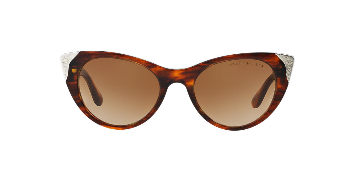RALPH LAUREN Red RL8112 Brown lenses 51mm