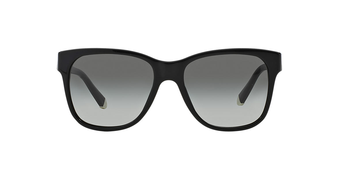 RALPH LAUREN Black RL8115 Grey lenses 55mm