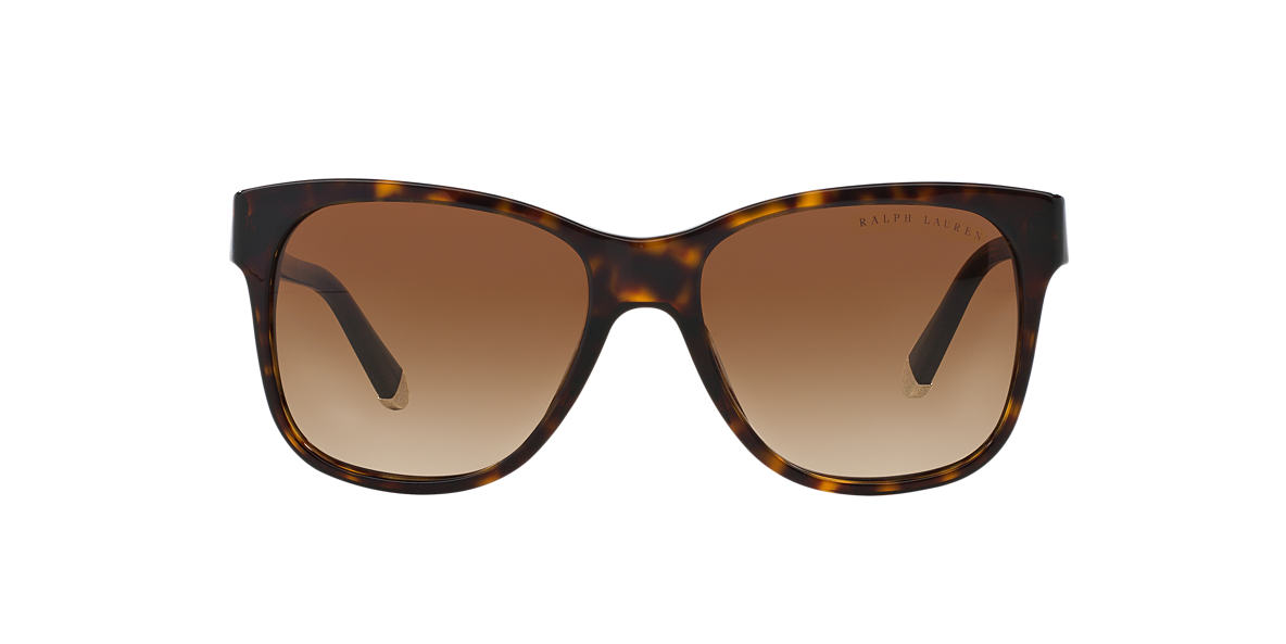 RALPH LAUREN Tortoise RL8115 Brown lenses 55mm