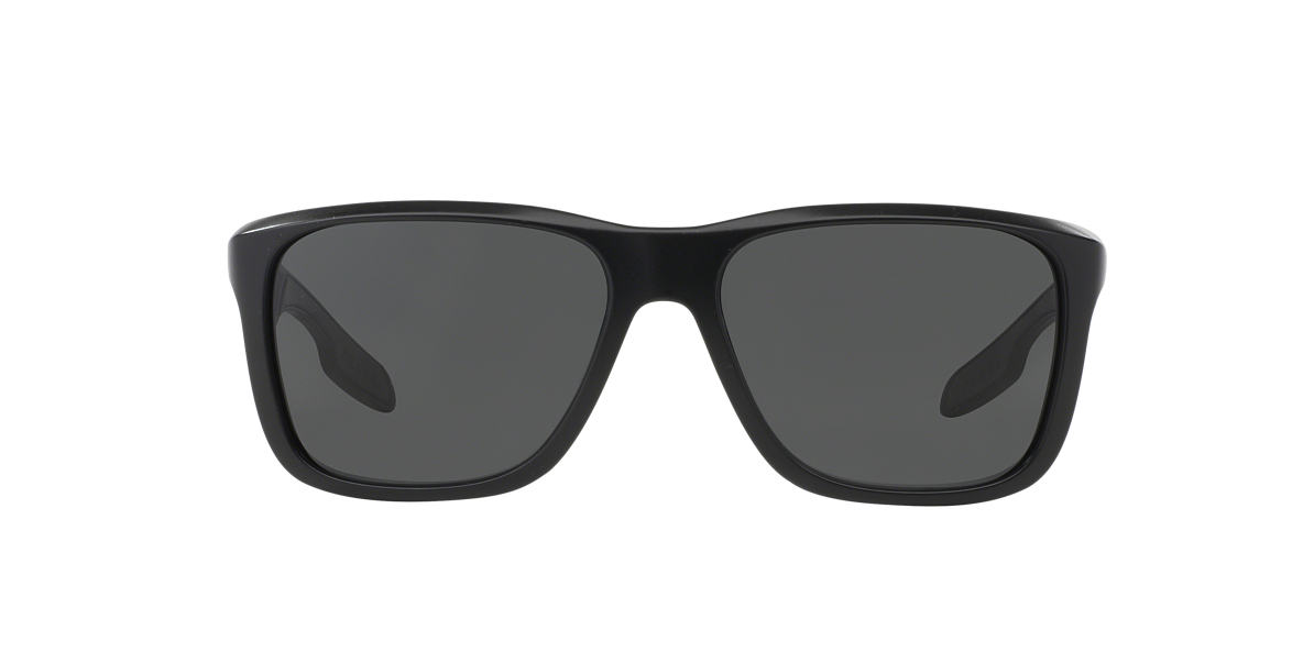 PRADA LINEA ROSSA Black PS 04OS Grey lenses 58mm