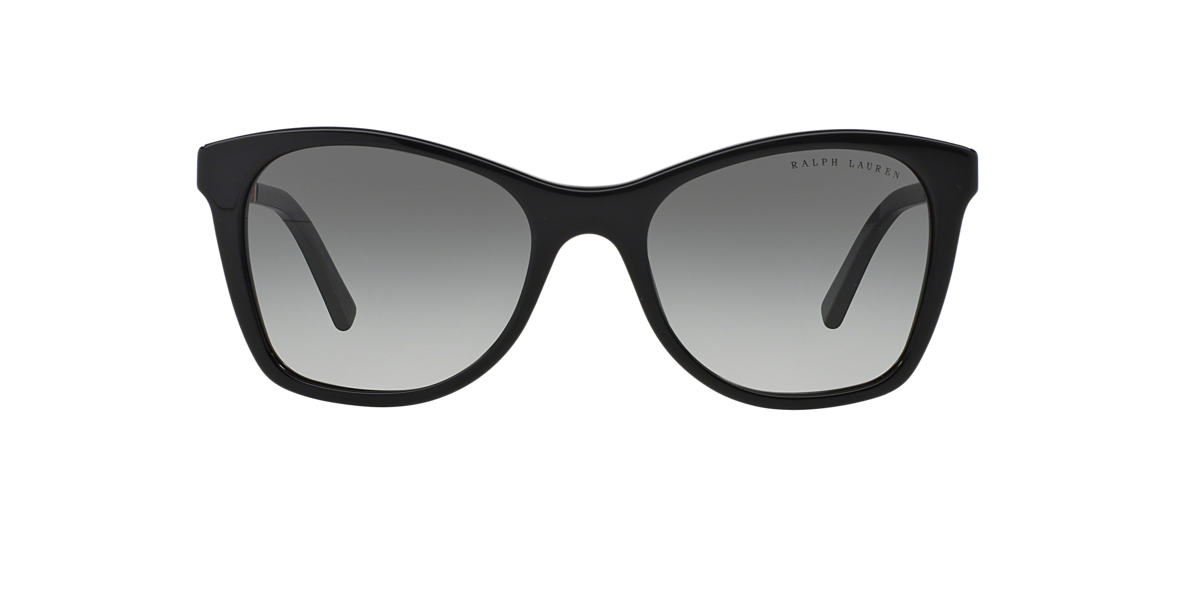 RALPH LAUREN Black RL8113 Grey lenses 54mm