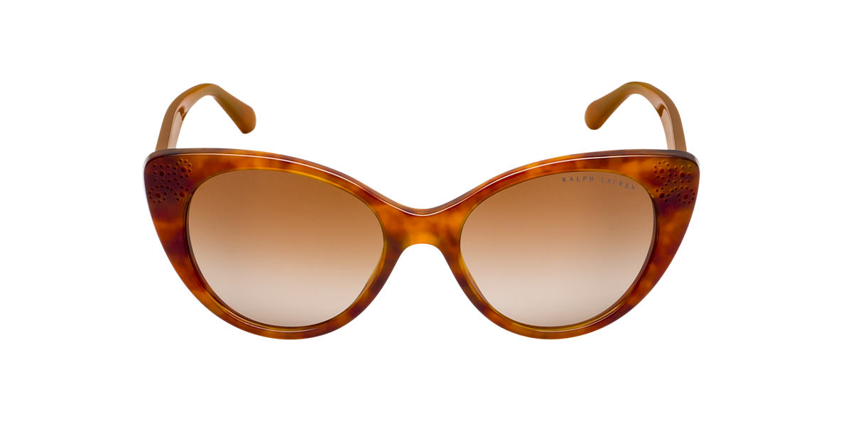 RALPH LAUREN Red RL8110 Brown lenses 55mm