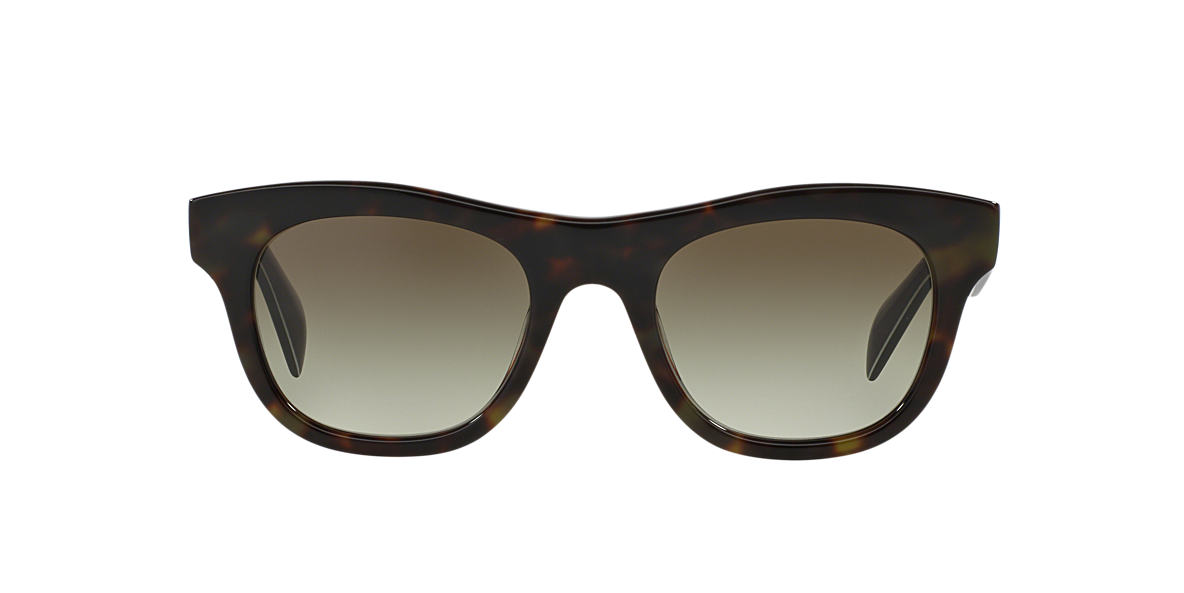 PRADA Green PR 04QS Green lenses 52mm