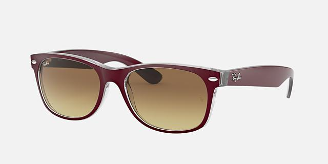 RB2132 55 NEW WAYFARER $154.95